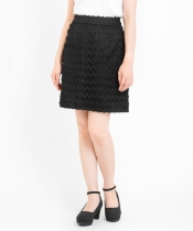 【WEB限定価格】幾何学レーススカート