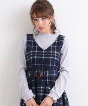 【WEB限定価格】袖口シャーリングプルオーバー
