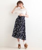 ○ガーデンフラワースカート