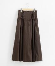 あみあみロングスカート