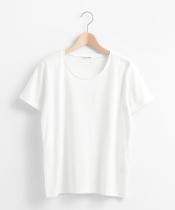 【汗染み防止】クルーネックTシャツ