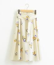 ブーケフラワースカート