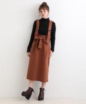 カクバックルサス付スカート