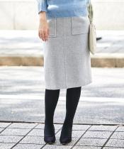 モッサアウトポケットタイトスカート