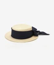 BIGリボンカンカン帽