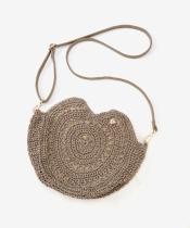 ハート編みショルダー