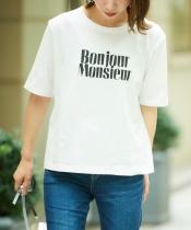 BONJOURMM Tシャツ