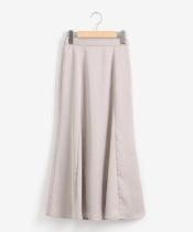 ビンテージサテンマーメイドスカート
