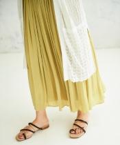 カッセンヨウリュウギャザースカート