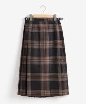 O'NEIL チェックキルトスカート