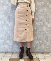 レトロIラインスカート
