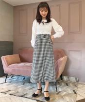 フレンチレディIラインスカート