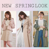 NEW❤SPRING LOOK
