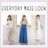 EVERYDAY MAJE LOOKS