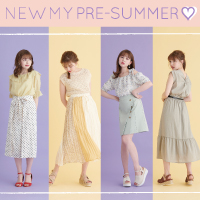 New My Pre-Summer❤