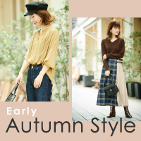 EARLY AUTUMN STYLE