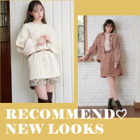 RECOMMEND❤NEW LOOKS