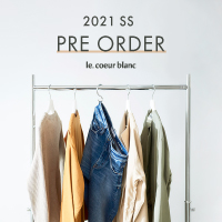 2021 SS PRE ORDER