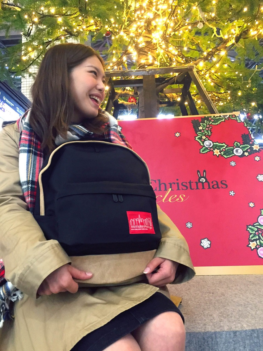 X'MAS backpack☆