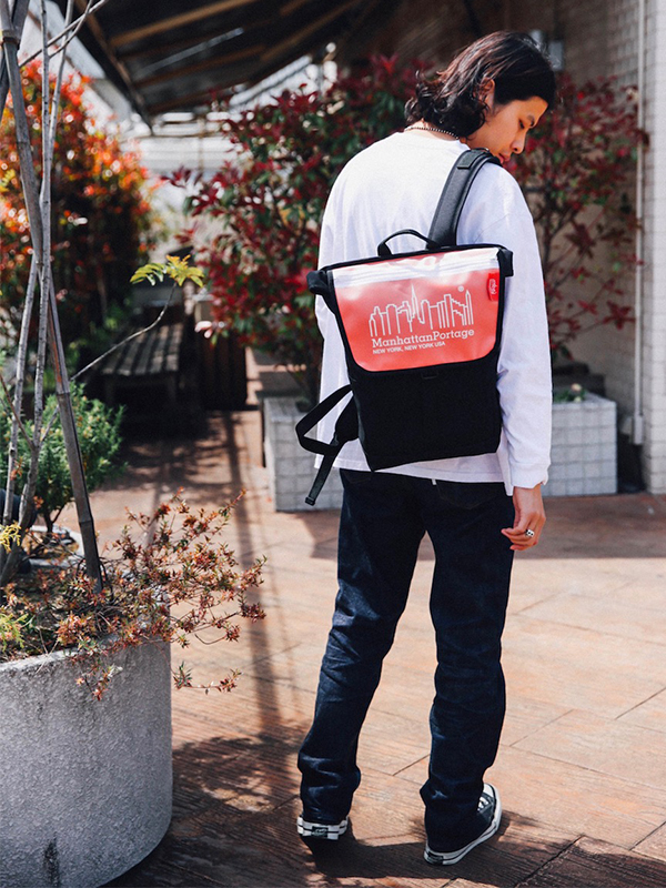 Carey Washington SQ Backpack JR