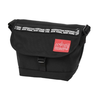 Casual Messenger Bag JR Double Typeset