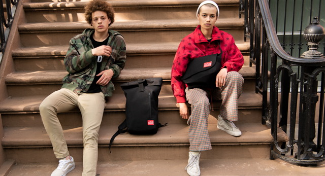 Manhattan Portage FALL/WINTER 2018-19