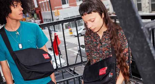 Manhattan Portage SPRING/SUMMER 2018