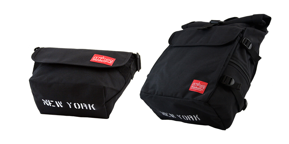 Manhattan Portage NAMBA STENCIL BAG発売