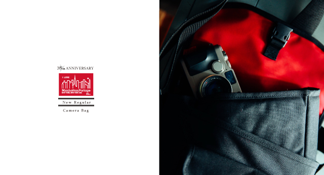 2018-19 FW 新作 Camera Bag Collection 発売