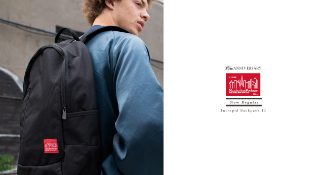 2018-19 FW 新作 Intrepid Backpack JR 発売