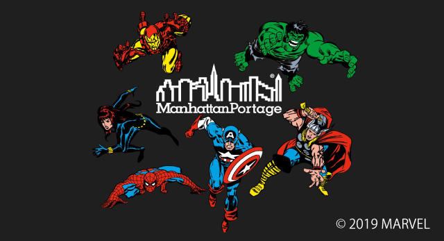 2019SS 新作 MARVEL Collection 発売