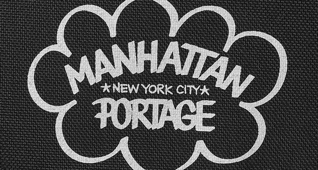2019-20FW 新作 Manhattan Portage ...