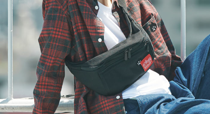 Manhattan Portage ×にゃー