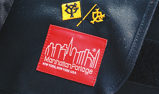 ​Manhattan Portage ×GIANTS