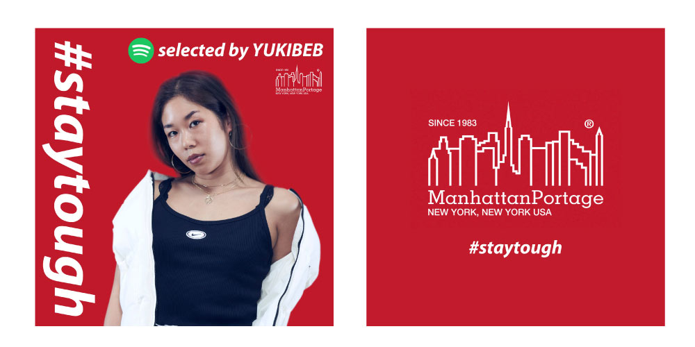 #staytough Playlist -Selected by YUKIBEB-