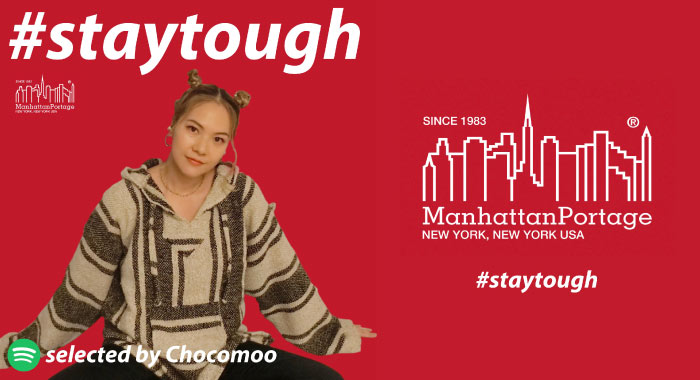 #staytough Playlist -Selected by Chocomoo-