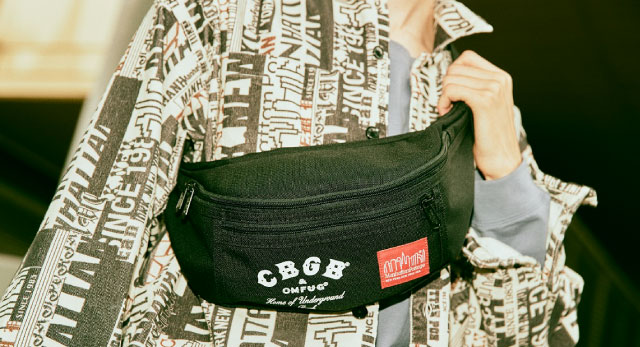 2020FW 新作 CBGB Collection発売
