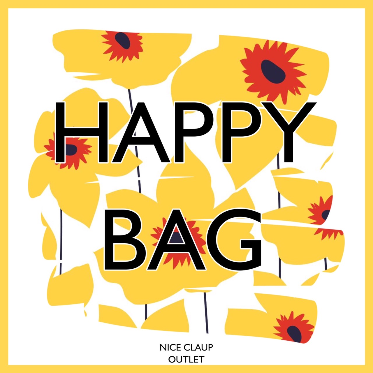 【HAPPY BAG CASUAL】