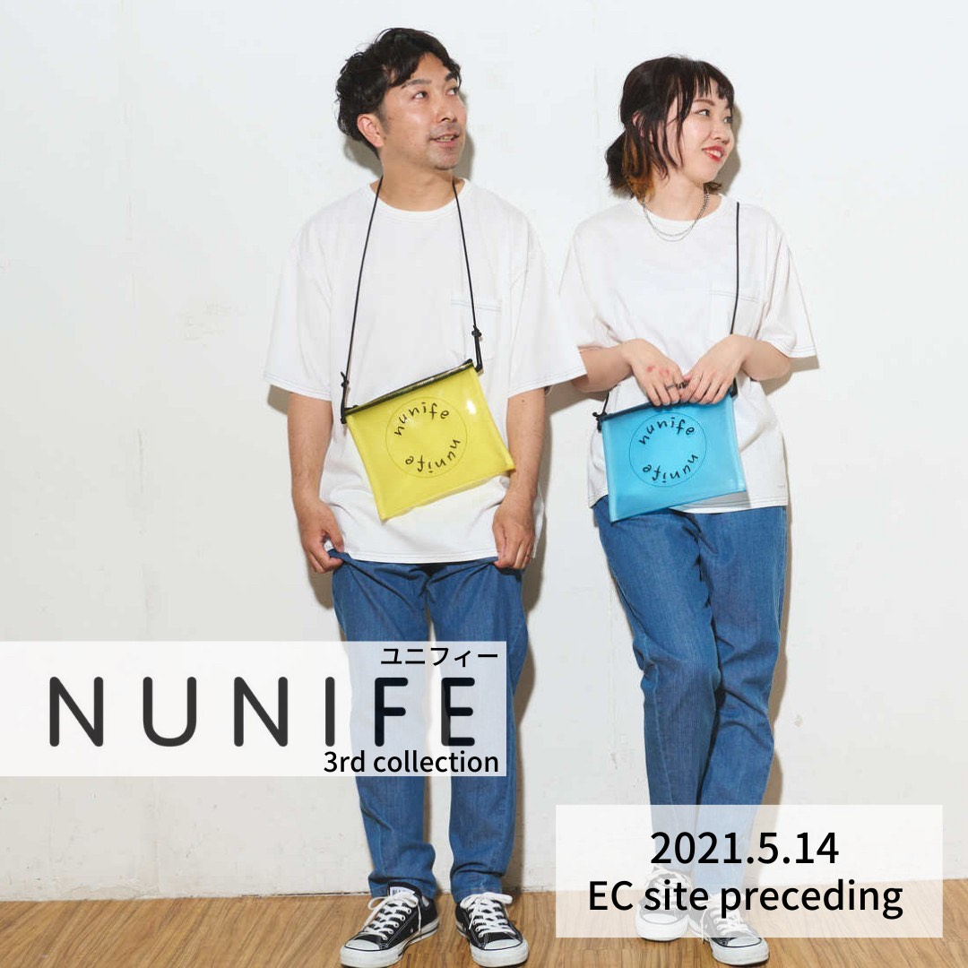 【NUNIFE/3nd collection】