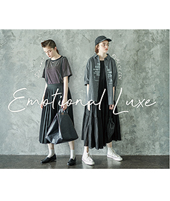 2020 autumn collection Emotional Luxe