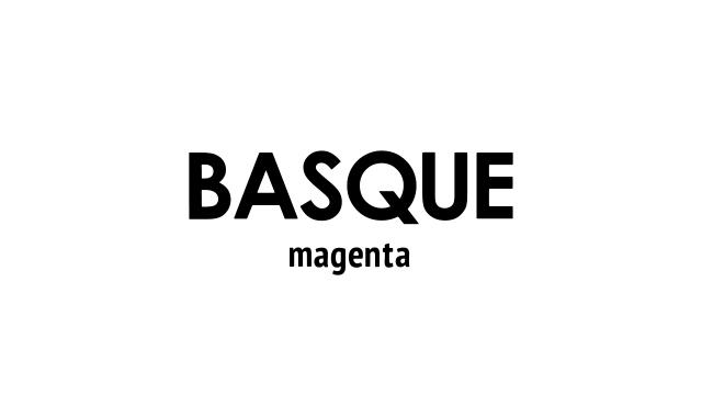 BASQUE magenta [バスクマゼンタ] 公式オンラインストア