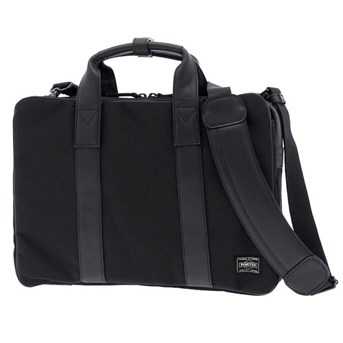 PORTER / TAG / 2WAY BRIEFCASE