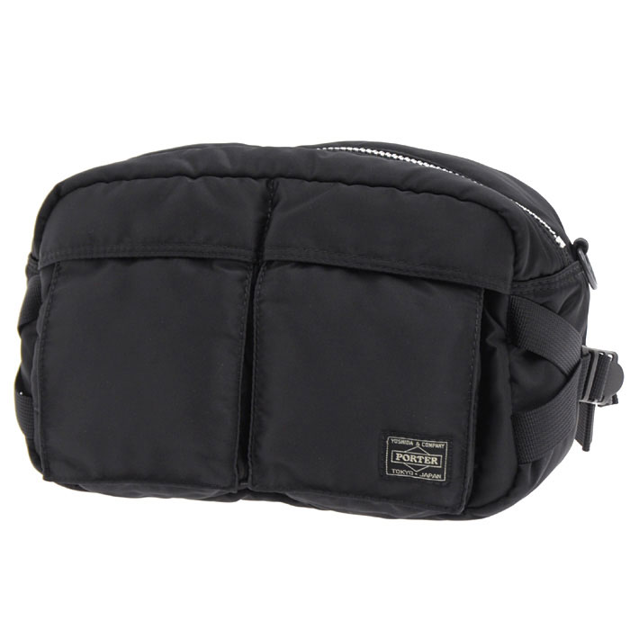 ... PORTER   TANKER   2WAY WAIST BAG. PAGE BACK. PREV. NEXT. Black Silver  Gray Green c2f4f81c2c