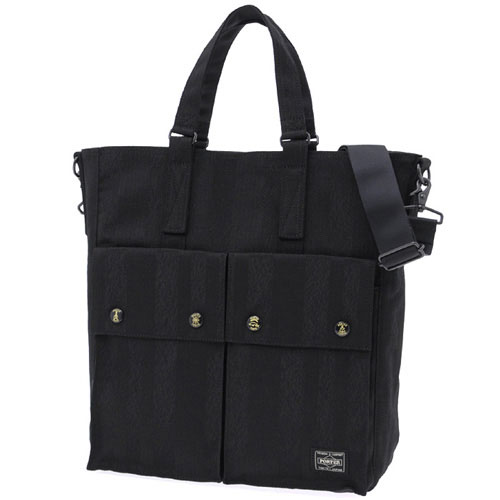 PORTER / PORTER TANGO BLACK / 2WAY TOTE BAG