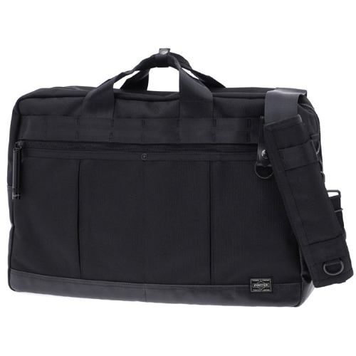 PORTER   HEAT   2WAY BOSTON BAG(L) - Porter Tokyo Japan 代購- Lighted.hk 3d4ced24b131e