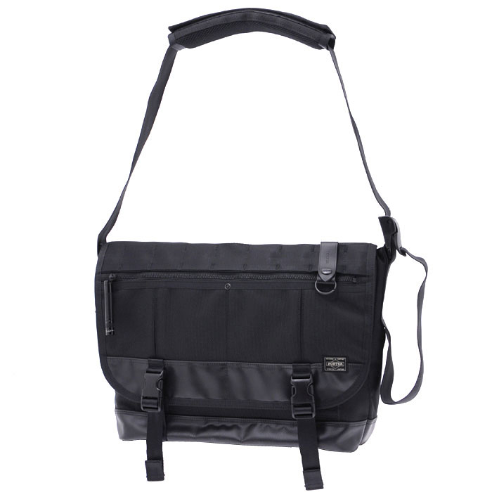11cf2cd2a7 ... PORTER   HEAT   MESSENGER BAG(L). PAGE BACK. PREV. NEXT. Black