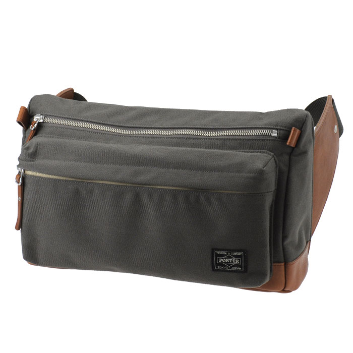 a8d8d6e144 ... PORTER ROOT   WAIST BAG. PAGE BACK. PREV. NEXT. ブラック オリーブ