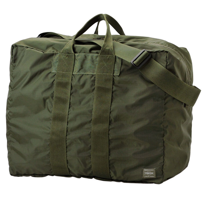 fa7f03d8134a ... PORTER FLEX   2WAY DUFFLE BAG(S). PAGE BACK. PREV. NEXT. Black  OLIVEDRAB Navy