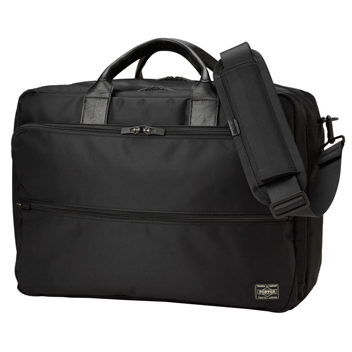 5a2b33f2f8c5 ... PORTER TIME / 2WAY OVERNIGHT BRIEFCASE(S). PAGE BACK. PREV. NEXT. ブラック  ネイビー ブラウン