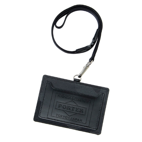 PORTER / CAMOUFLAGE WALLET / ID CASE
